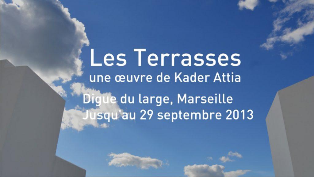 Les terrasses de Kader Attia - Générique du film
