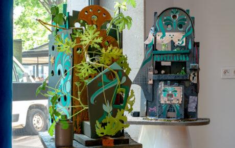 Résistance Urbaine | Installations sculptures